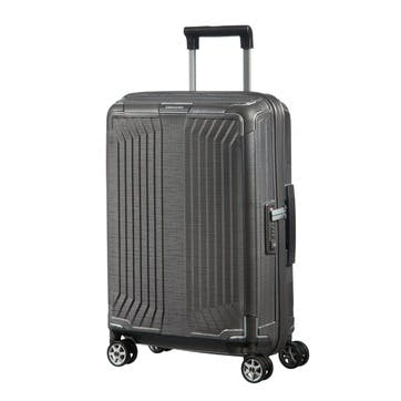Lite-BoxSpinner Suitcase, 55cm, Grey
