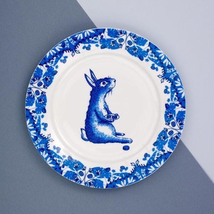 Rabbit Willow Side Plate