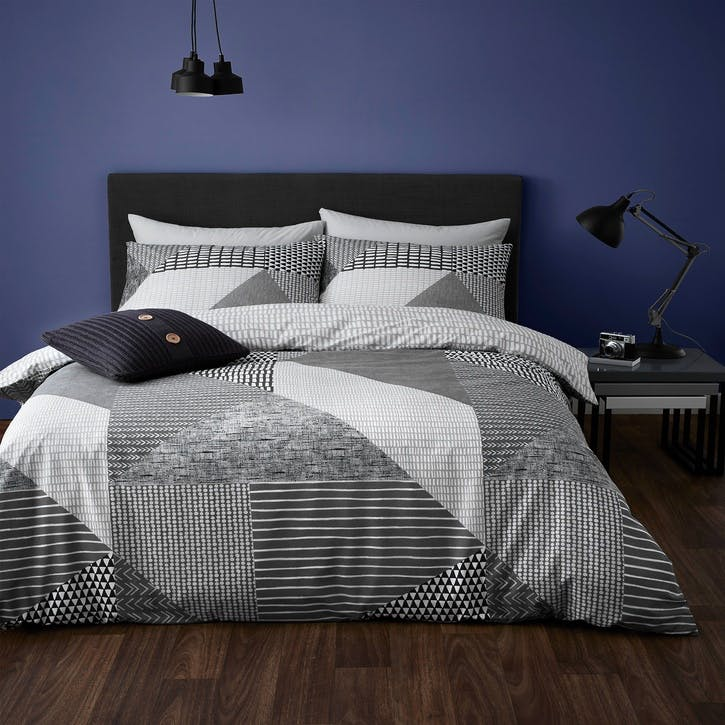 Larsson Geo Double Bedding Set