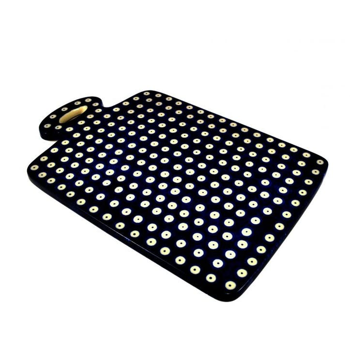Blue Eyes Cheese Cutting Board, 28cm