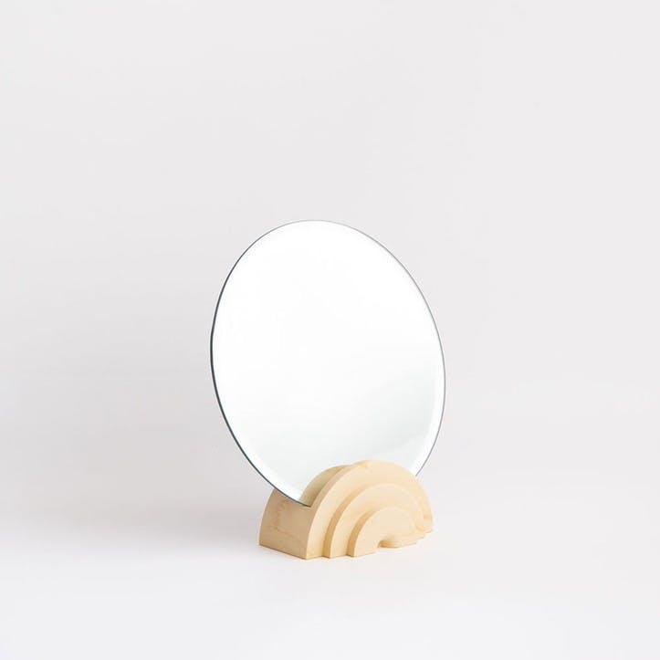 Scala Mirror, Apricot