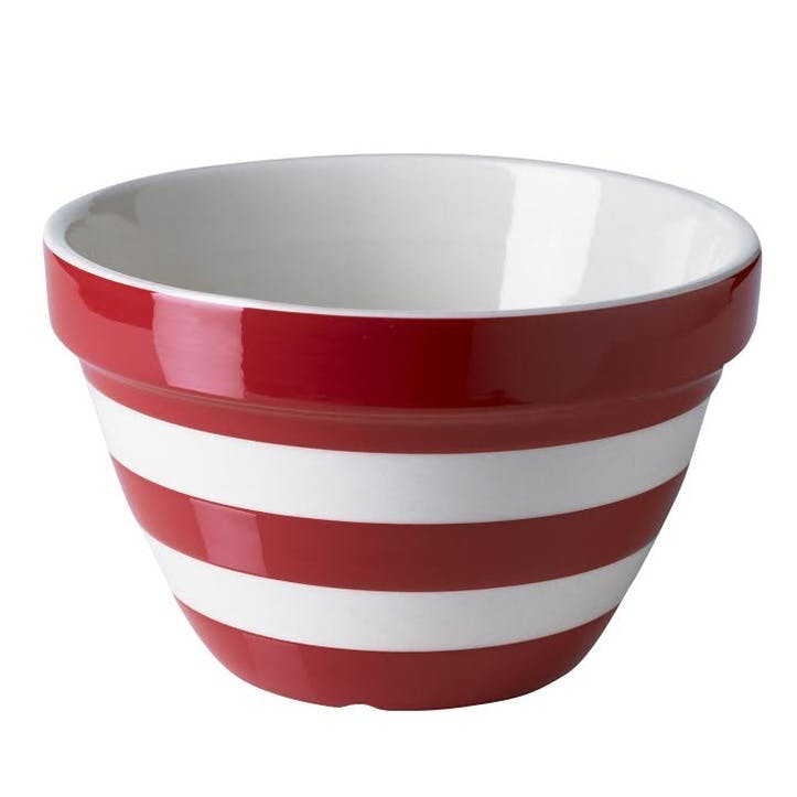 Pudding Basin, 39oz/110cl, Red