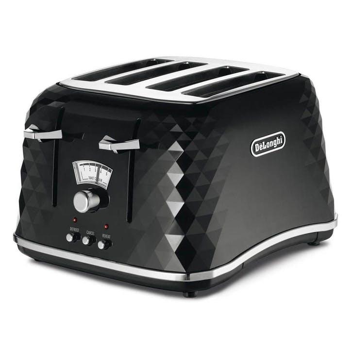Brillante Toaster; Black