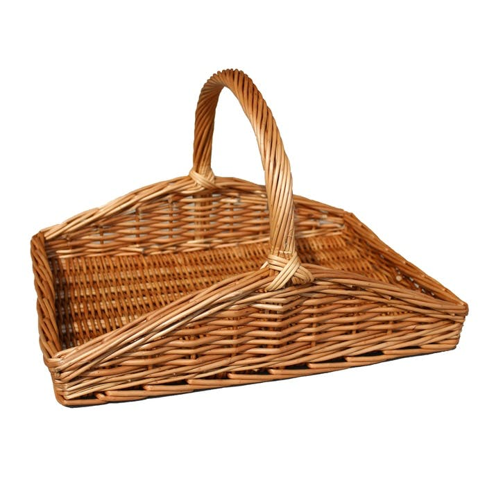 Wicker Garden Trug