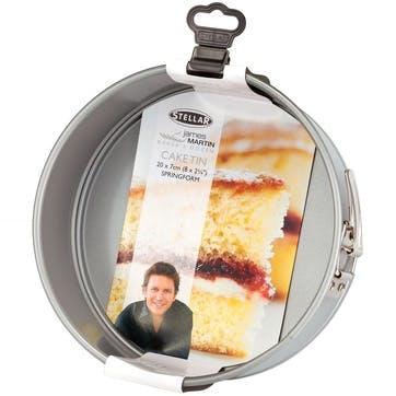 Bakers Dozen Springform Cake Tin, 20 x 7cm