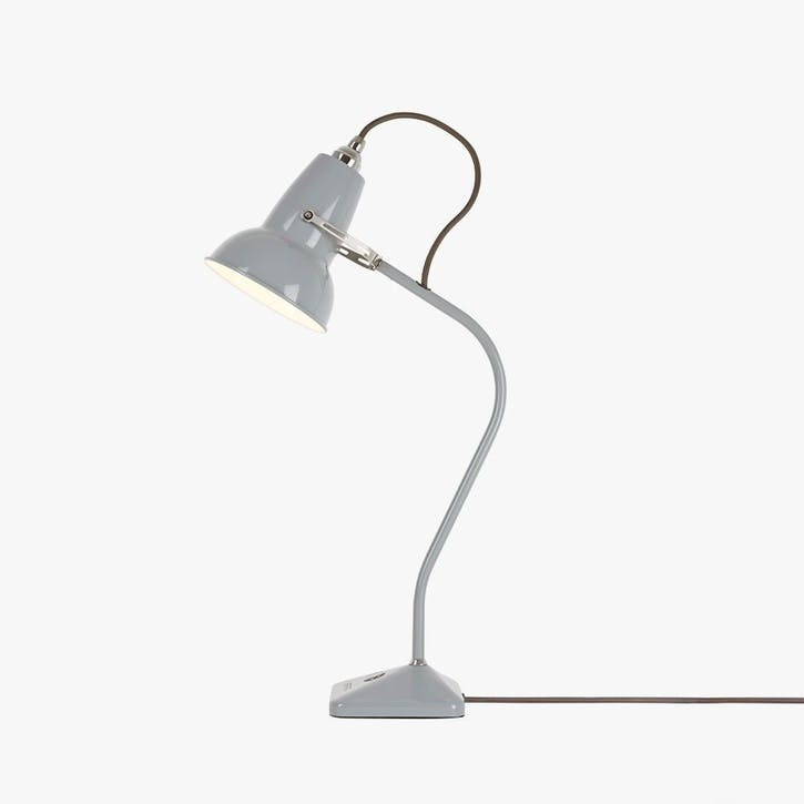 Mini Desk Lamp Dove Grey