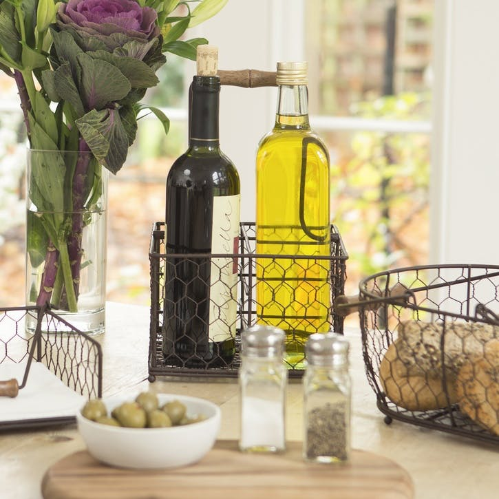 Provence 4 Bottle Holder