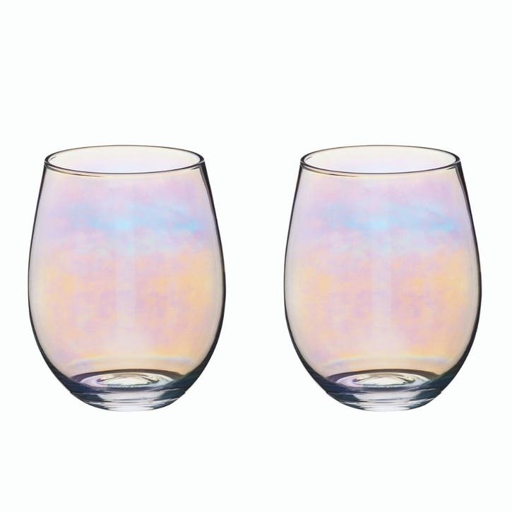 Lustre Tumbler, Set of 2
