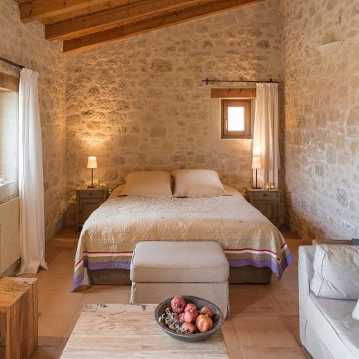 A voucher towards a stay at Kapsaliana Village Hotel for two, Crete, Greece