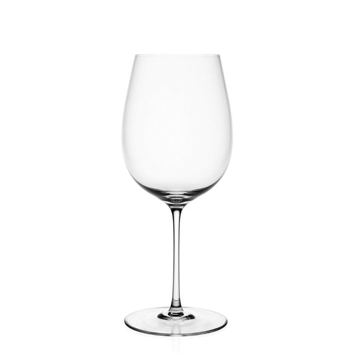 Starr Red Wine Glasses, Set of 4