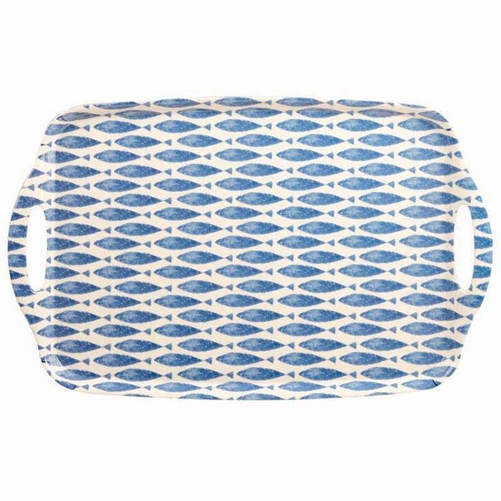Sieni Fishie Melamine Tray