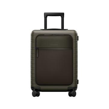 M5, Cabin Suitcase, W40 X H55 X D20cm, Dark Olive