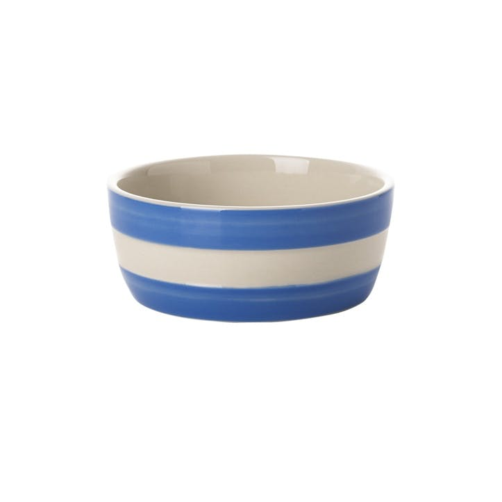 Set of 4 Dip Dishes - 10cm; Blue