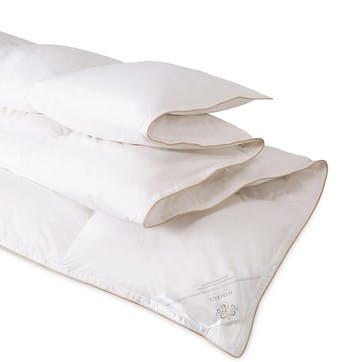 Gold Collection Hungarian Goose Down Duvet 13.5 Tog - Double