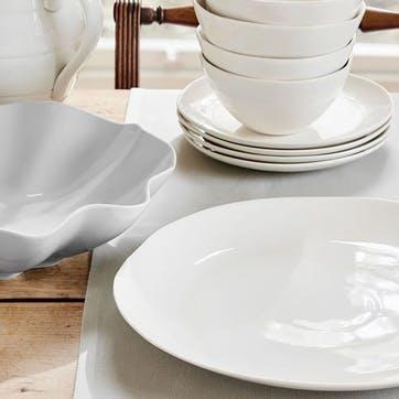 Arbor Cream Dinner Plate Set of 4