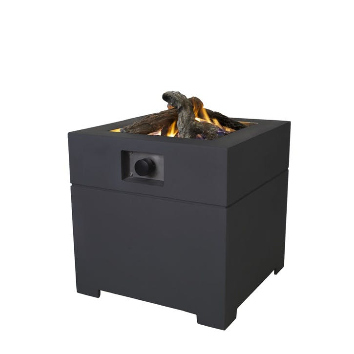 Cosiconcrete Fire Pit, Anthracite