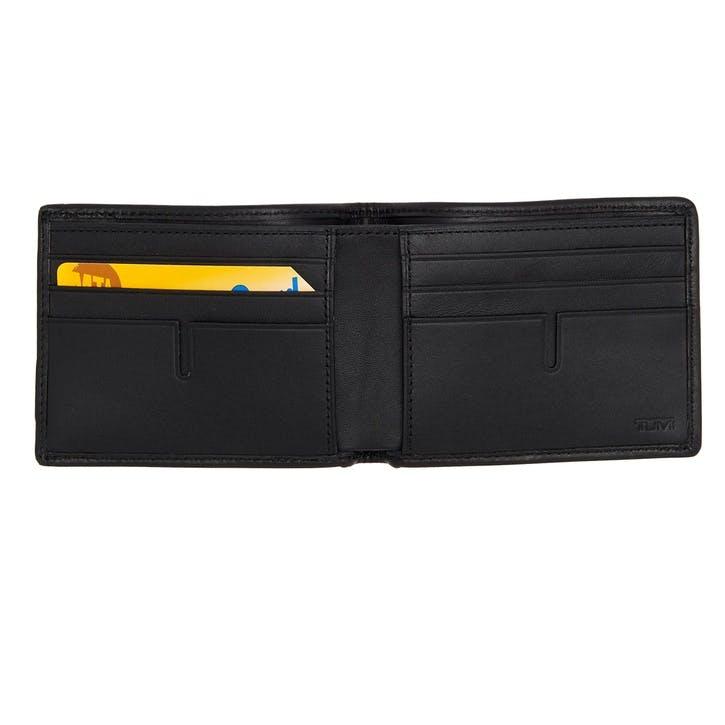 Alpha Tumi ID Lock™ Double Billfold, Anthracite/Black