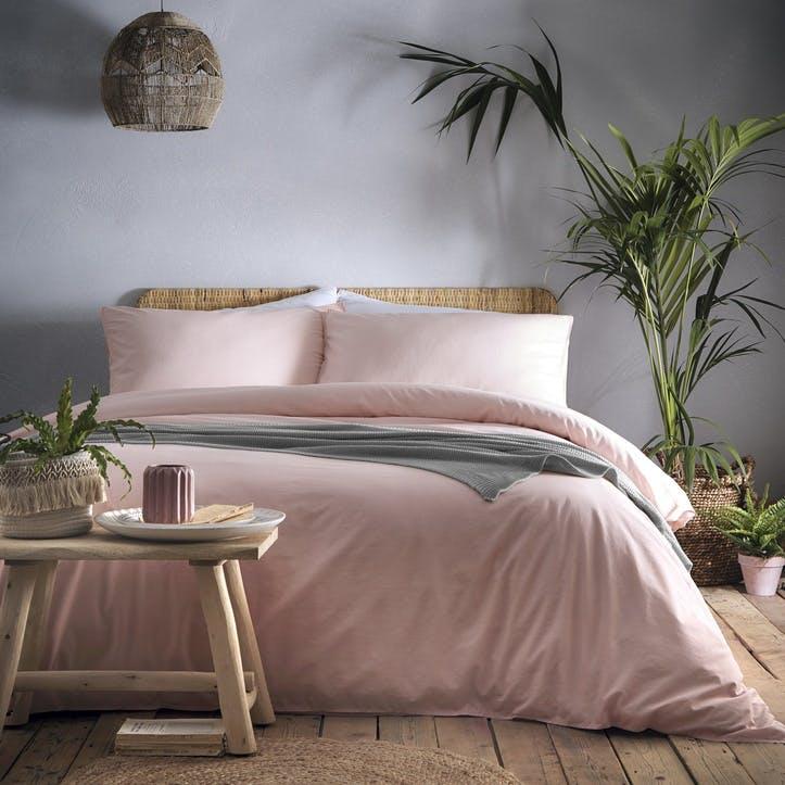 Savannah Bedding Set, Double, Blush