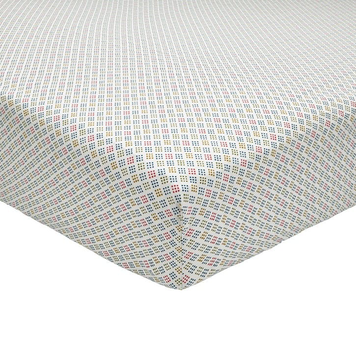 Macaw Double Fitted Sheet, Explorer