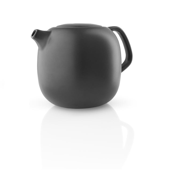 Nordic Kitchen Teapot - 1l, Black