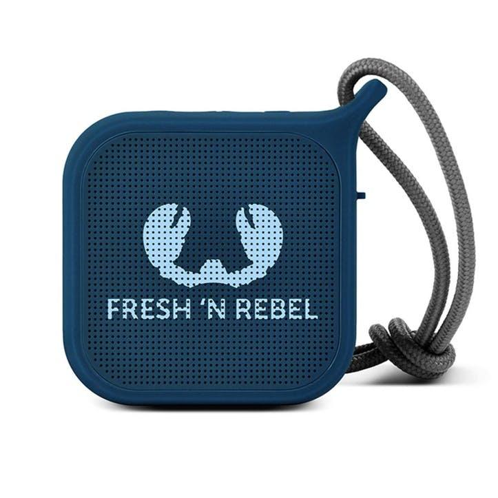 Pebble Bluetooth Speaker; Indigo