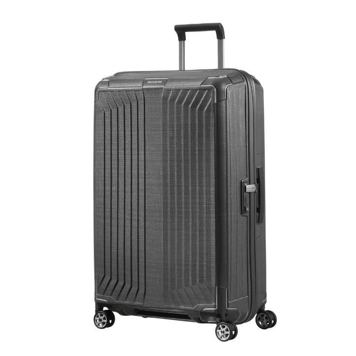 Lite-Box Spinner Suitcase, 75cm, Grey