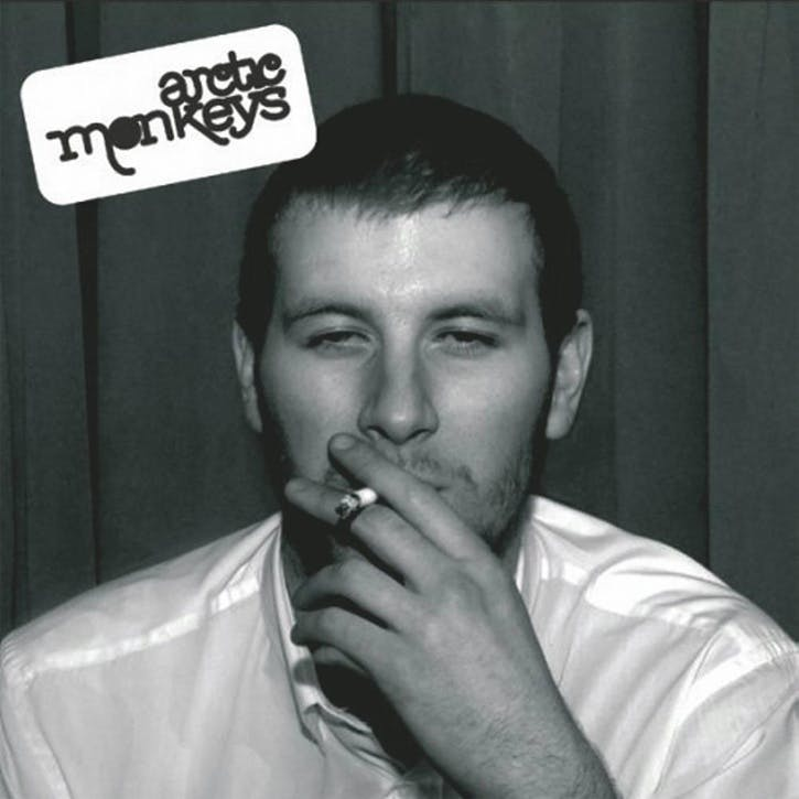 "Arctic Monkeys, Whatever People Say I Am That's What I'm Not 12"" Vinyl"