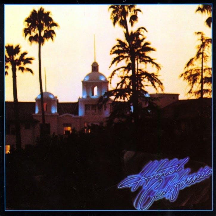 "The Eagles, Hotel California 12"" Vinyl"