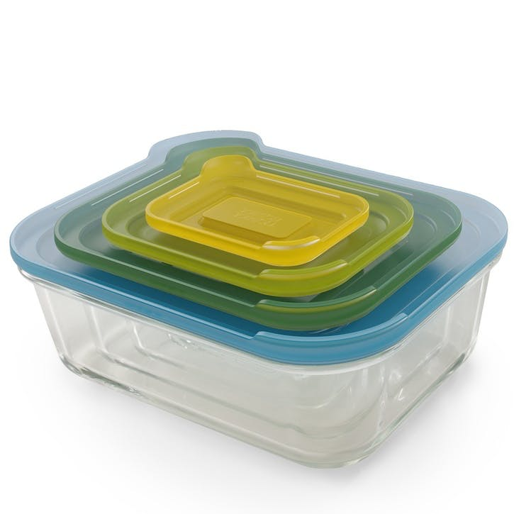 Nest Glass Storage