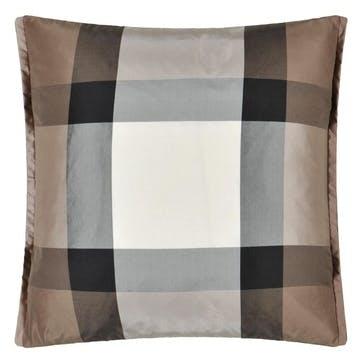Varanasi Cushion, H43 x W43cm, Taupe