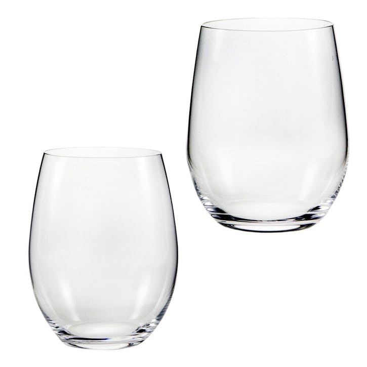 """O"" Riesling/Sauvignon Blanc, Set of 2"