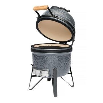 Ceramic BBQ and Oven, Small,  Bluestone Grey