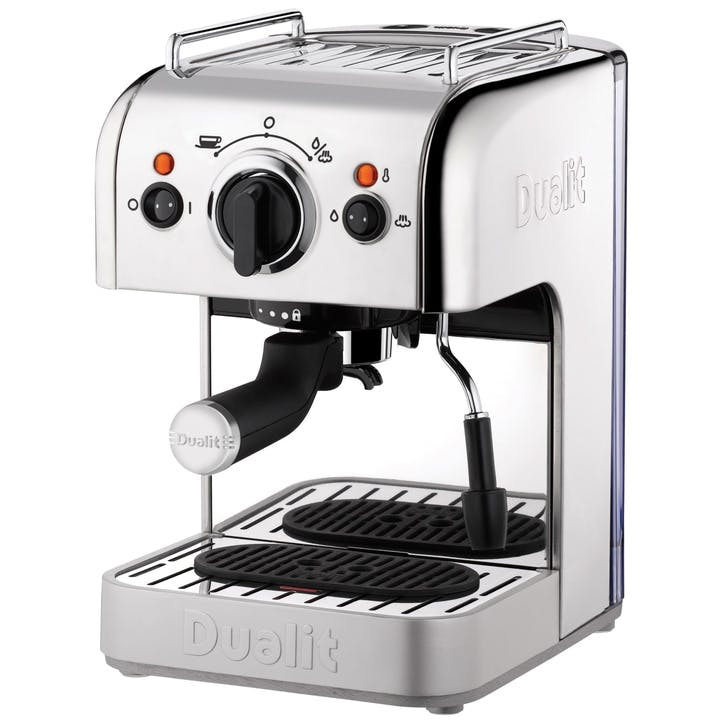 Multi Brew Coffee Machine; Polished