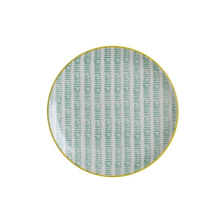 Laguna Dinner Plate, Tidal Green
