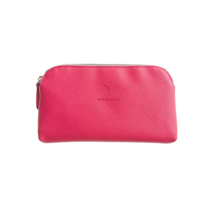 'Flamingos' Oversized Wallet