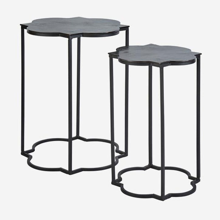 Gilmore Nested Side Tables, Set of 2