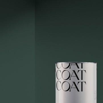Flat Matt Wall & Ceiling Paint, Ditch the Tie Dark Traditional Green 2.5L