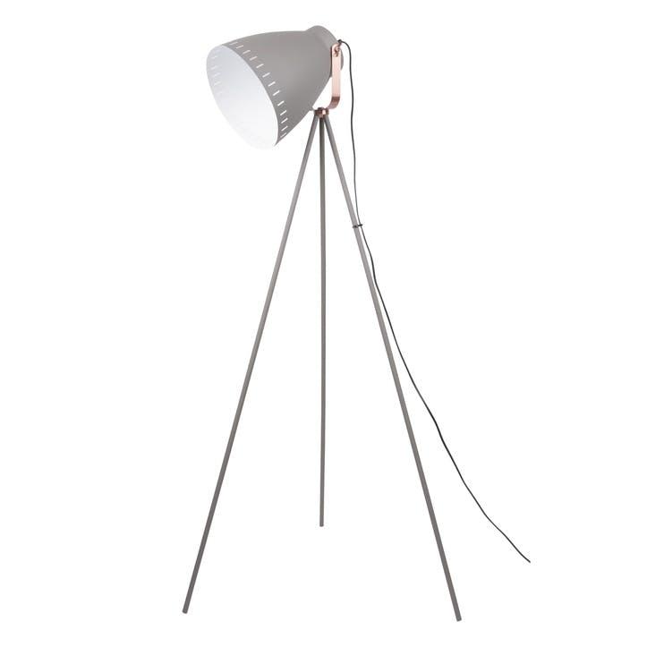 Mingle Floor Lamp, Grey
