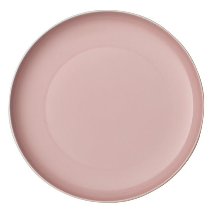 It's My Match Uni Dinner Plate, Pink