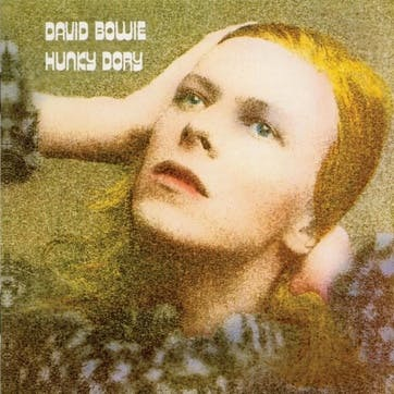 "David Bowie, Hunky Dory 12"" Vinyl"