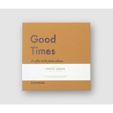 Good Times Photo Album, Mustard