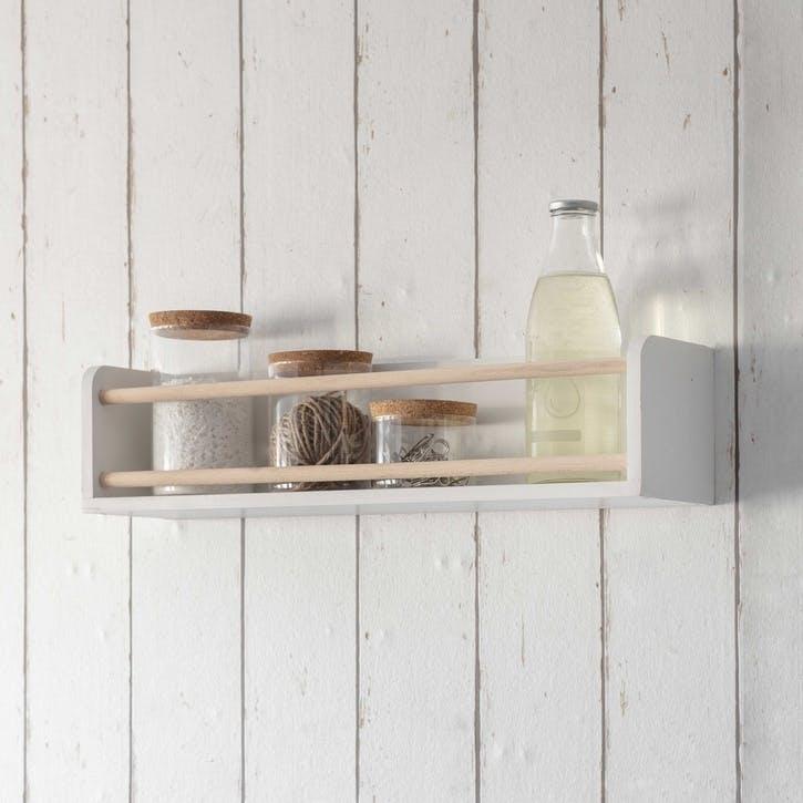 Melcome Bottle Shelf