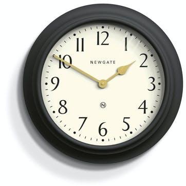 Westhampton Clock, 50cm; Gravity Grey