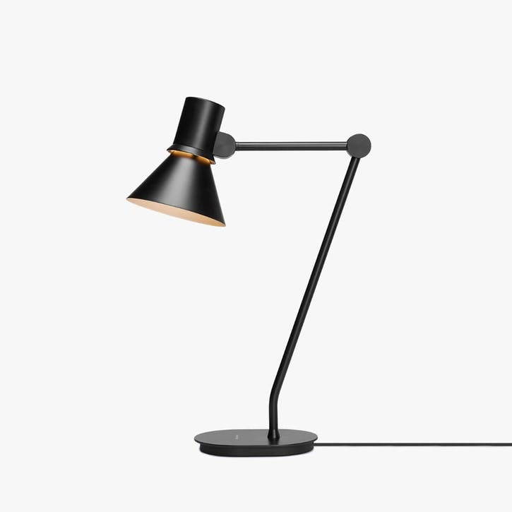 Table Lamp Matt Black