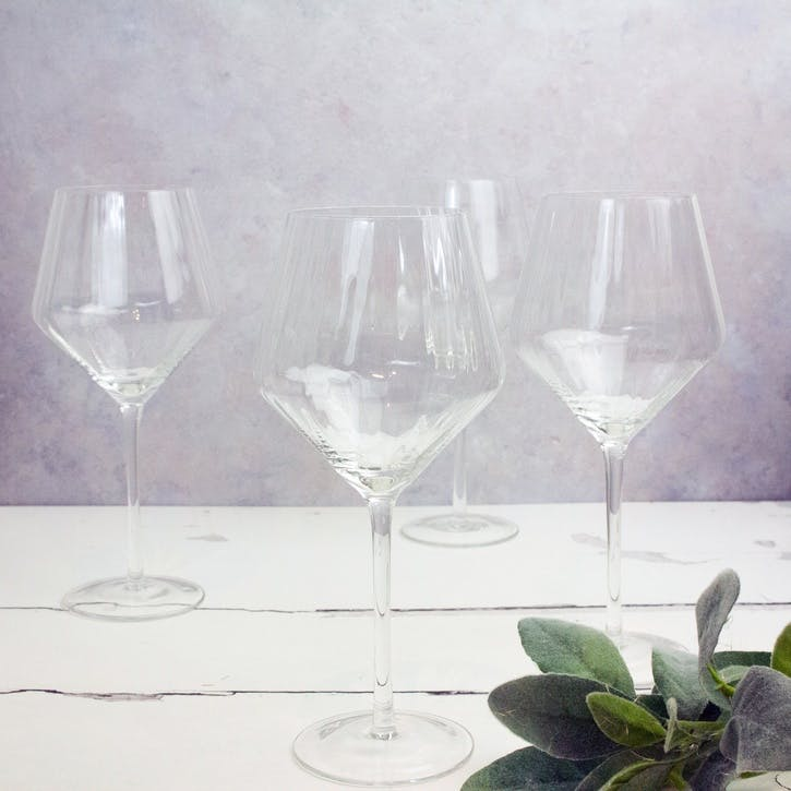 Elegance Wine Glass, Set of 4