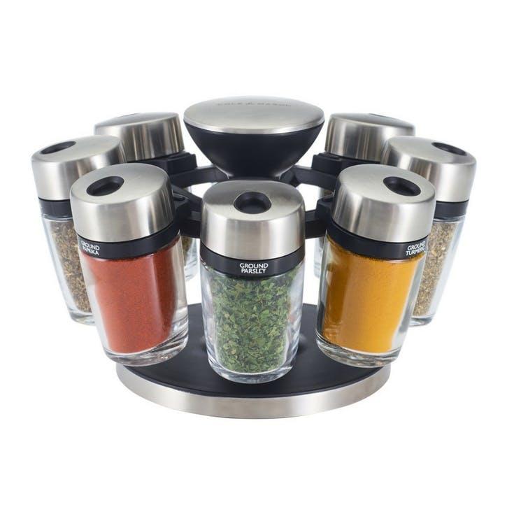 8-Jar Herb & Spice Carousel