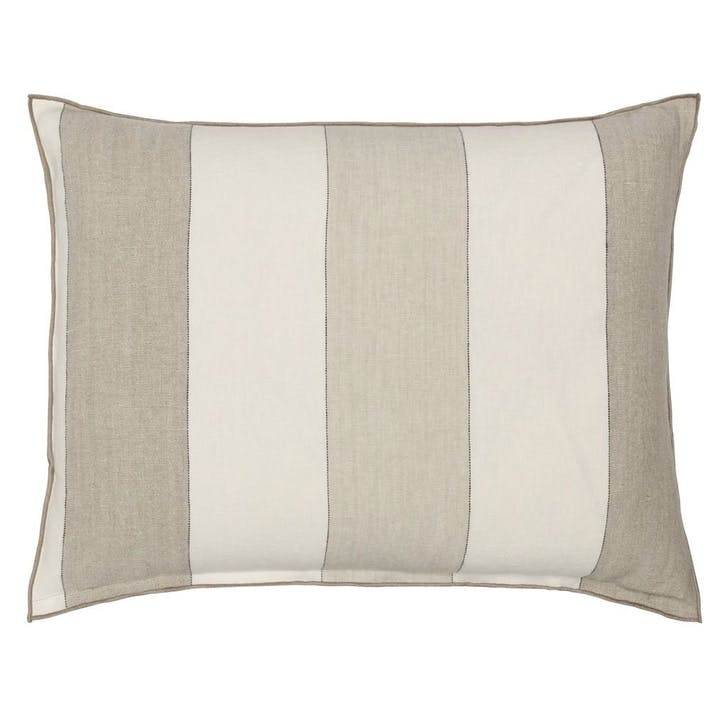 Brera Gessato Natural Cushion