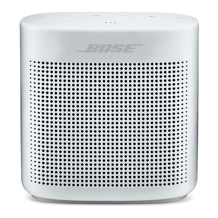 Soundlink Color II Portable Bluetooth Wireless Speaker; White