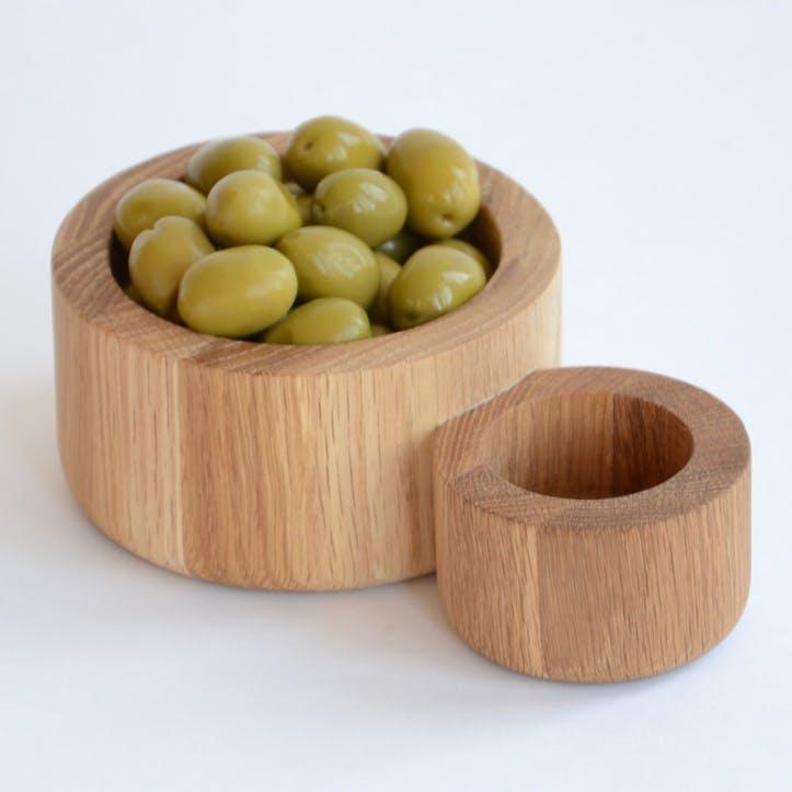 Olive Serving Pot