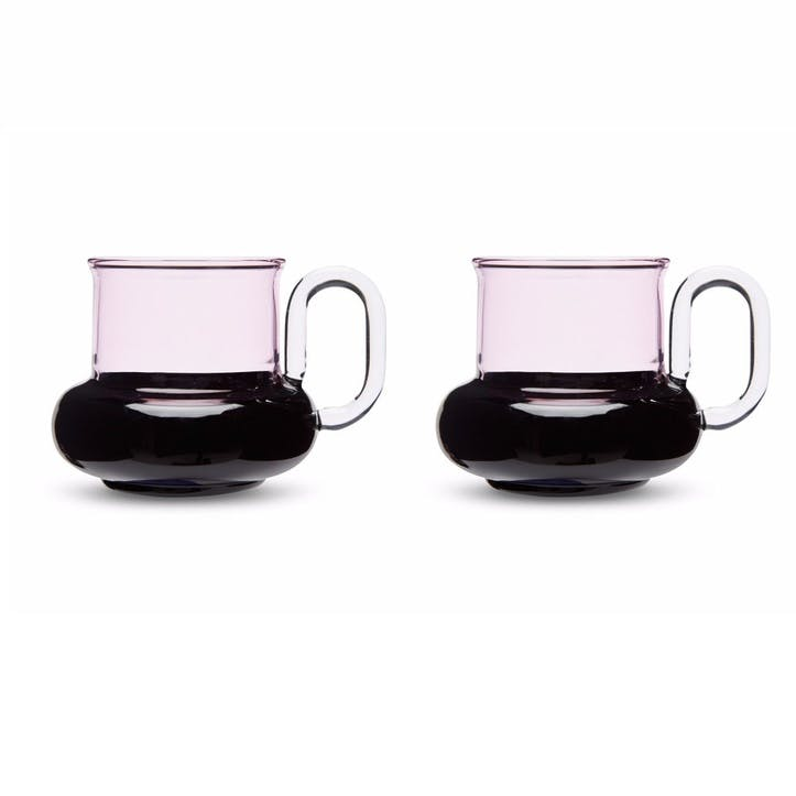 Bump Tea Cups, Set of 2
